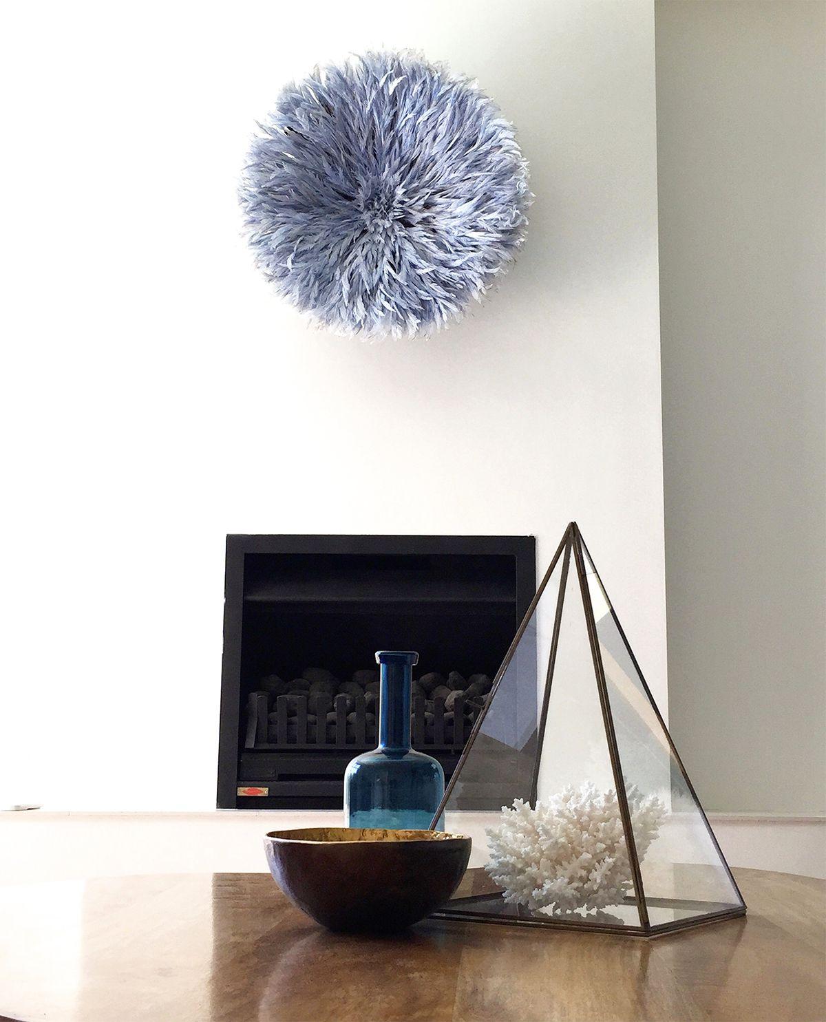 No Shrinking Violet Home Styling Design